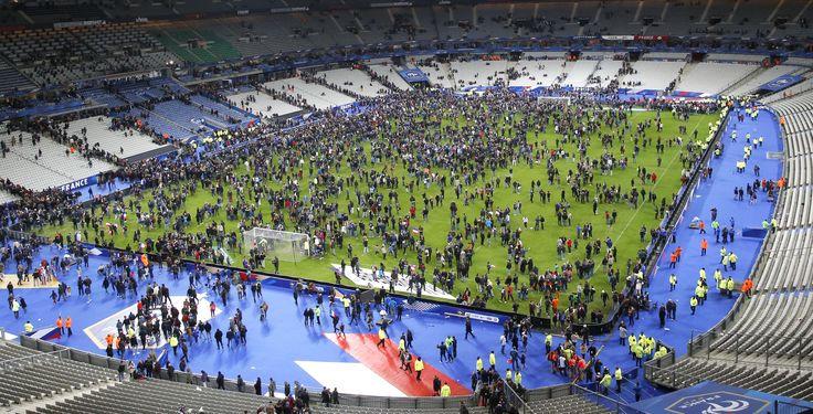 Stade de France Paris Friday 13 November 2015