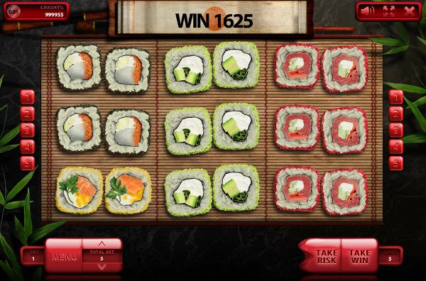 Play free slots like the Sushi  Slot instantly at http://www.CasinoGames.com. The Casino Games site offers free casino games, casino game reviews and free casino bonuses for 100's of online casino games. Find the newest free slots at Casinogames.com.