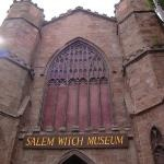 Salem Witch Museum-Salem, MA