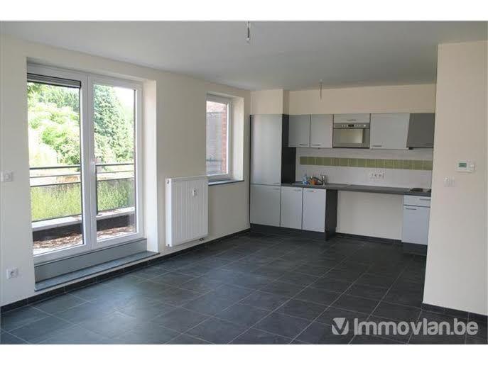 Appartement à vendre à Mons - 1 chambres - 60m² - 117 500 € Très bel appartement situé à deux pas de l'université, dans une construction neuve basse énergie.Il se compose d'un hall, d'une cuisine (taque de cuisson, armoire de rangement, micro-onde sur...