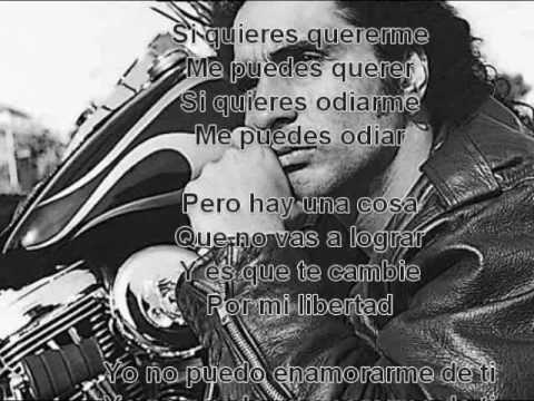 No puedo enamorarme de ti - Antonio Flores