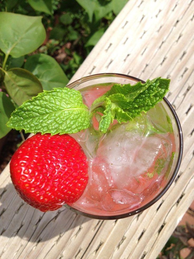Bacardi Dragon Berry Rum Mojito Recipe