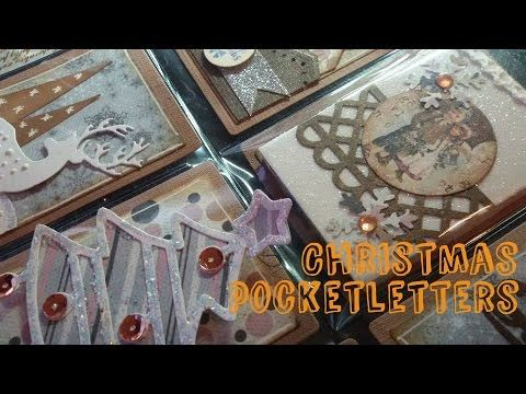 Christmas Pocketletters