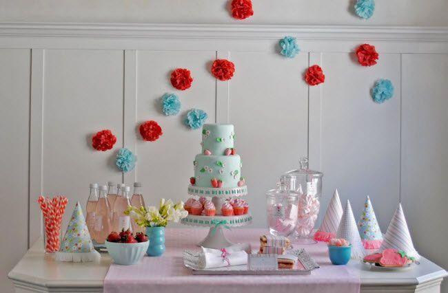 оформление зала на свадьбу флажками - Поиск в Google