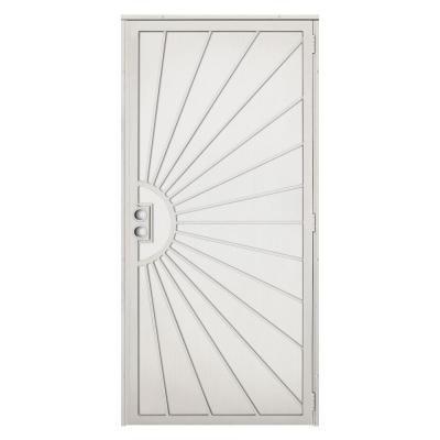 25 best ideas about steel security doors on pinterest security gates wrought iron security - Iron security doors home depot ...