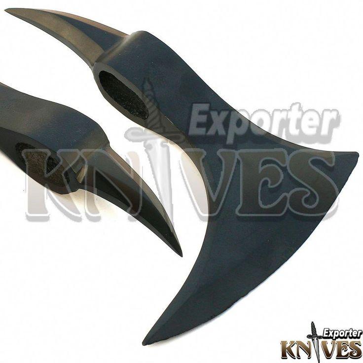 Knives Exporter New Custom Hand Made Carbon Steel Bearded ...