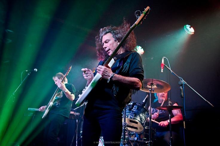 Burn - Rock covers band. Taken at the Greyhound Inn, Beeston, Nottingham.