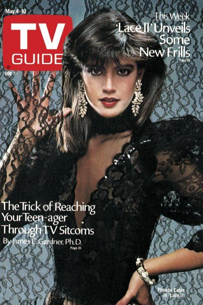 Phoebe Cates, May 4, 1985 ®... #{T.R.L.}