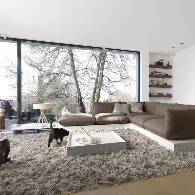 Finde die schönsten Wohnzimmer Ideen auf homify. Lass dich von unzähligen Fotos inspirieren, um dein Wohnzimmer perfekt einzurichten.