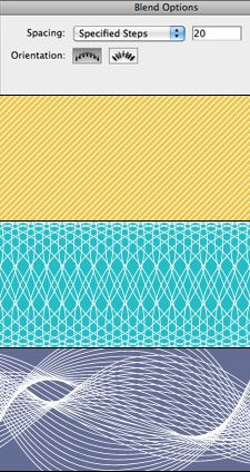 Method & Craft   Blend Tool & Guilloché Patterns