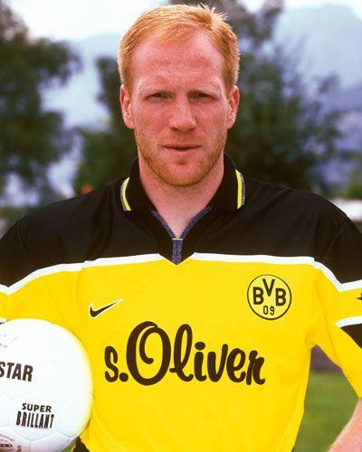Matthias Sammer -  Spieler und Trainer des BVB