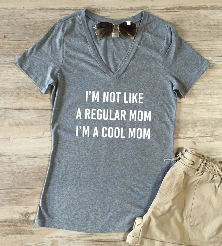 Mom Themed Graphic Tees