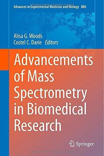 I'm selling cheap ebook -- Advancements of Mass Spectrometry in Biomedical Research -- $77