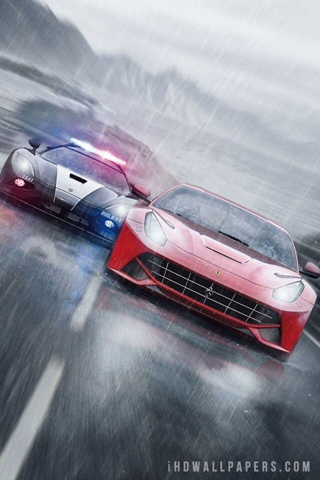 Who's excited for Need For Speed RIVALS?