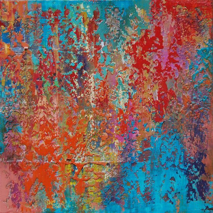 Multi-Wear Wrap - Untitled Abstract 5 2018 by VIDA VIDA