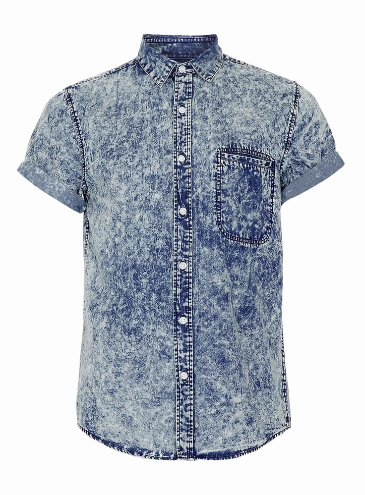 Topman short sleeve shirt.