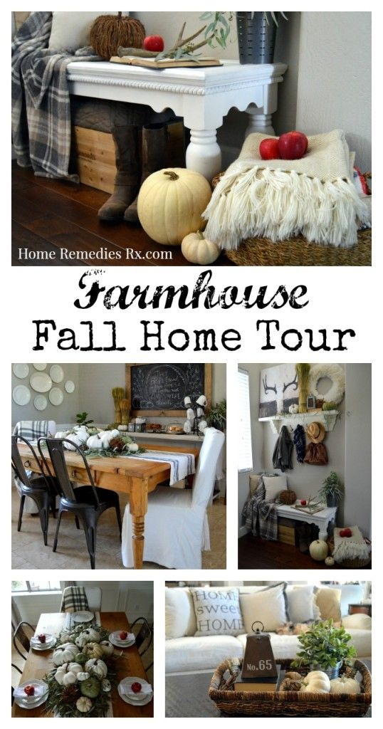 2015 Fall Home Tour | Paint colors, Room paint colors and ...