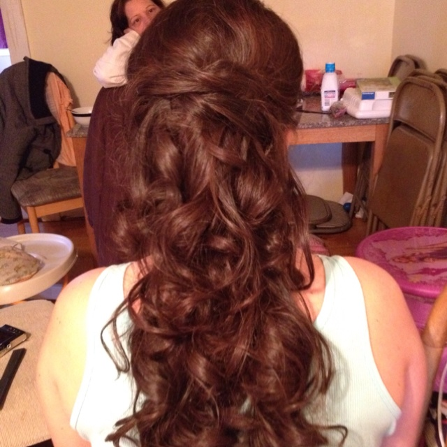 Bat Mitzvah Hairstyles Interesting 44 Best Bat Mitzvah Hair Images On Pinterest  Hair Dos Wedding