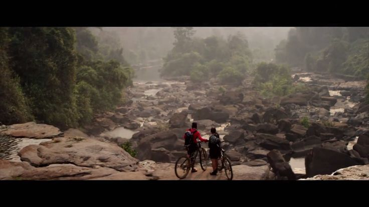 Rebecca Rusch pedals the Ho Chi Minh Trail in Vietnam in 'Blood Road'.   VIDEO / LEARN MORE: http://snip.ly/olmna?utm_content=buffere5363&utm_medium=social&utm_source=pinterest.com&utm_campaign=buffer.   #mountainbike #discovery #vietnam #bloodroad #cycling #adventure #hope