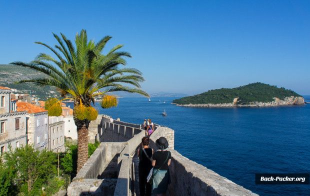 Die besten Tipps und Sehenswürdigkeiten in Dubrovnik | http://www.back-packer.org/de/sehenswurdigkeiten-dubrovnik/