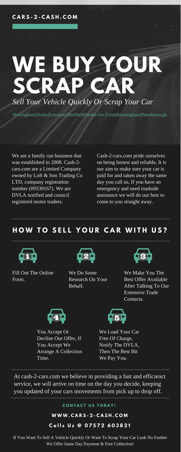 How to scrap car with no log book - At Cash 2 Cars Com We Believe In Providing A Fast And Efficienct