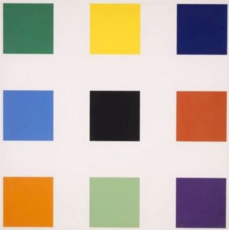 Ellsworth Kelly, Untitled