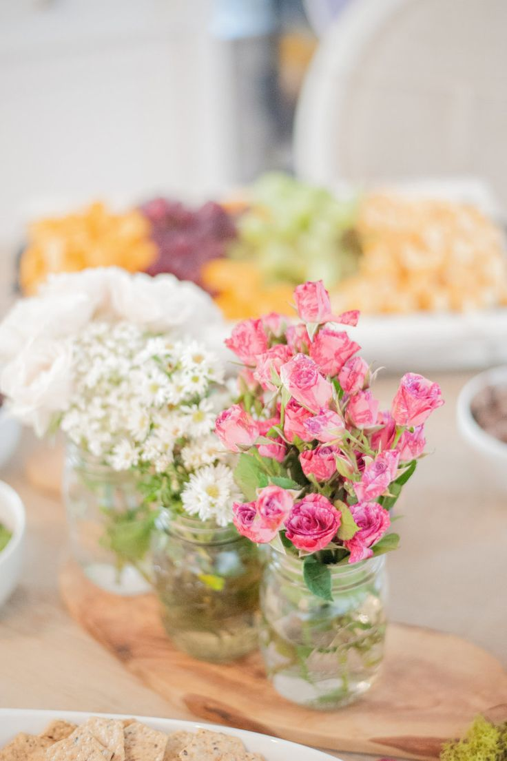 Photography : Brandi Leigh Photography | Flowers : Lexi of Glitter, Inc. Read More on SMP: http://www.stylemepretty.com/living/2015/10/26/bohemian-first-birthday-party/