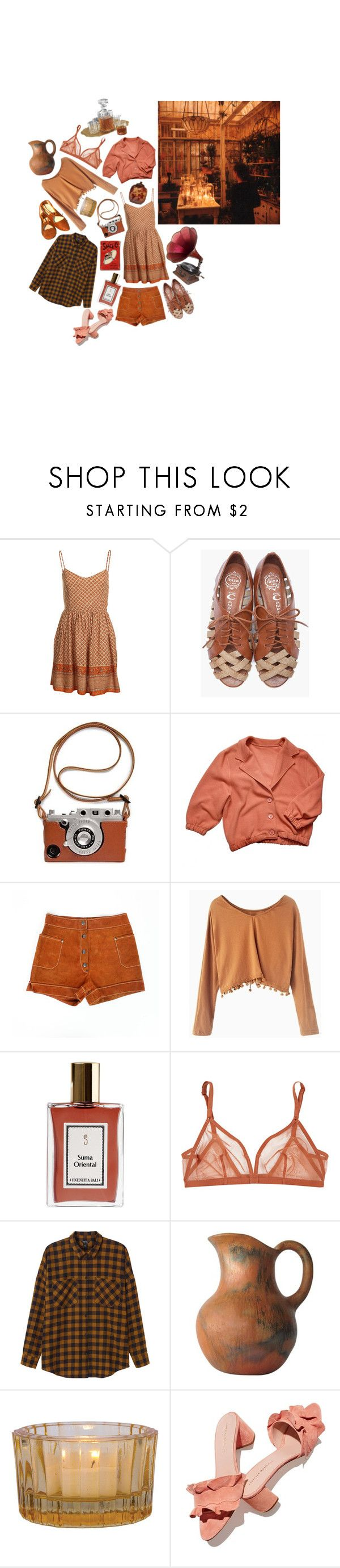 """Untitled #1888"" by flapper-shoes ❤ liked on Polyvore featuring MINKPINK, Victrola, Jeffrey Campbell, American Apparel, Dukes, Eres, Monki, Reception and Loeffler Randall"