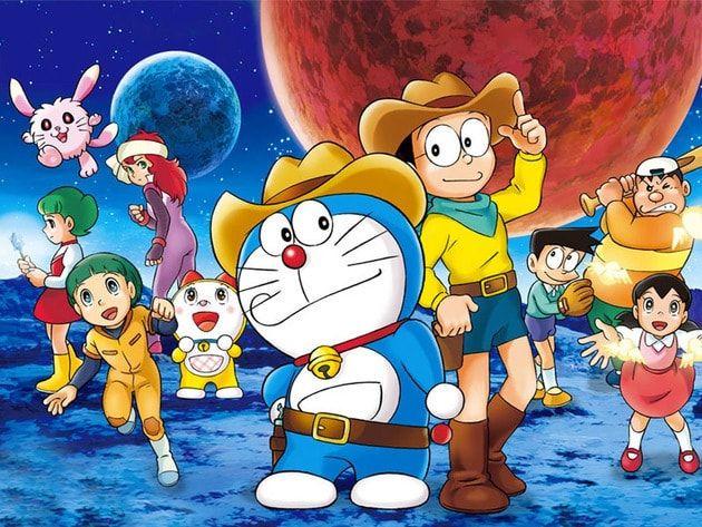 Doraemon Gallery Disney Channel India Doraemon Dibujos De Doraemon Dibujos Animados Personajes