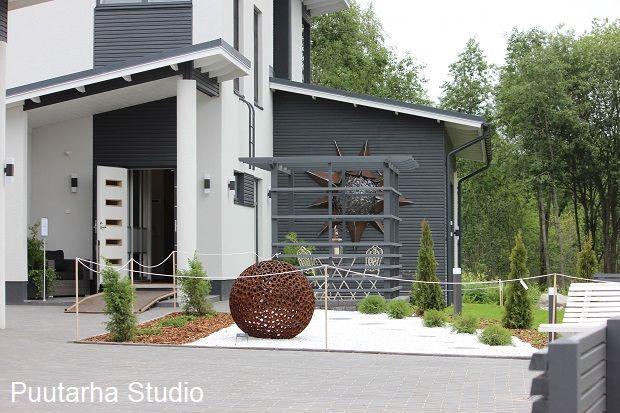 Kuvia Jyväskylän Asuntomessujen puutarhoista @Asuntomessublogit / Sarin Puutarhat
