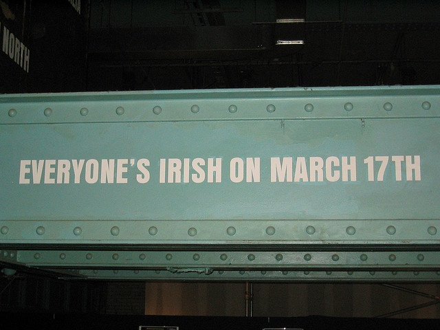 "It's funny that it's turned from blue being associated with this day, to green associated, just because ""remembering to wear your green"" meant to wear a shamrock. Like how you wear a poppy on Rememberance Day / Veteran's Day. Anyway, Happy St. Patric I love the pic, thanks! Have a look at these FREE ST. PATRICK'S DAY CLIP ARTS. http://www.teacherspayteachers.com/Product/St-Patricks-Day-Free-Clip-Art-Images"