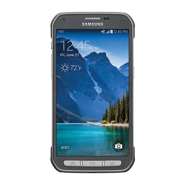 Samsung Galaxy S 5 Active (AT&T), Titanium Gray