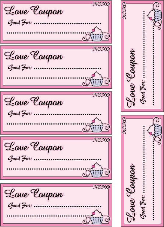 274 best Party printable images on Pinterest Birthdays, Free - printable coupon templates free