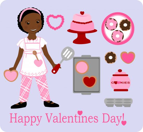 valentines day paper doll free printable you could also print these on magnet
