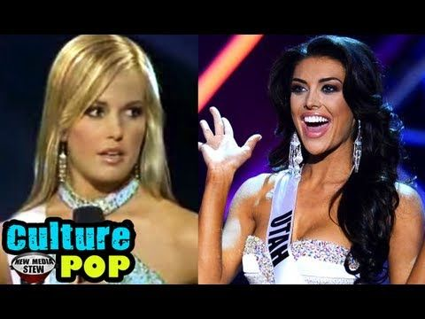 Beauty pageants, like Miss USA, Miss Universere and Miss Teen USA, often make headlines more when contestants make mistakes than they do for the actual winners. From Miss South Carolina Caitlin Upton's infamous 'the Iraq' line to Miss Utah Marissa Powell's 'make education better' answer, John Basedow (@John Basedow) and Chrissy Oakes (@ChrissyOakesTV) find out what people think about beauty pageant mishaps.