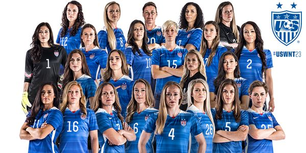 USWNT Unveils 23-Player World Cup Roster | World Soccer Shop