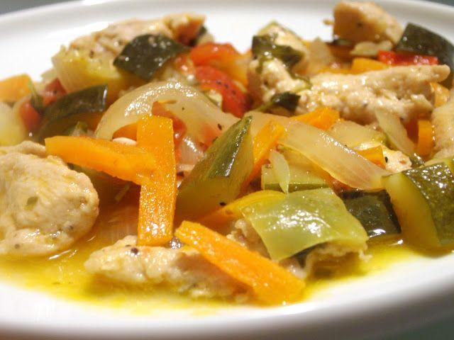 relaxotour: Csirkemell zöldségekkel wokban