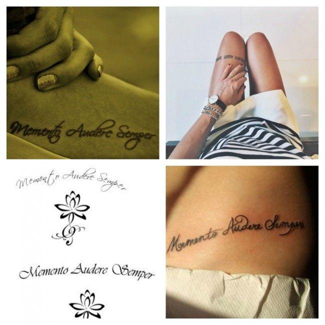 Top Oltre 25 fantastiche idee su Tatuaggio latino su Pinterest   Frasi  GY74