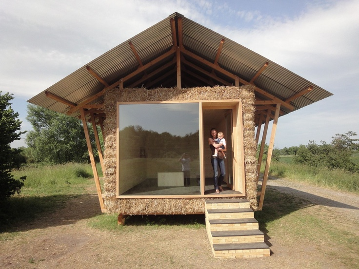 tribute to french traditional farms / cabane grange / small wood house / designed for archi20.eu festival - summer 2012 - France