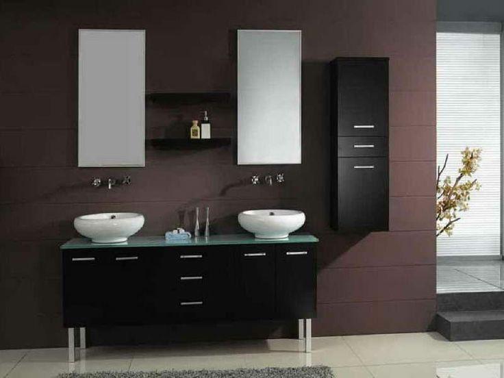 Pic Of paint ideas for bathrooms Retro Contemporary Bathroom Paint Design Ideas
