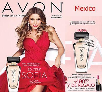 Catalogo Belleza Avon Mexico C-15 2016