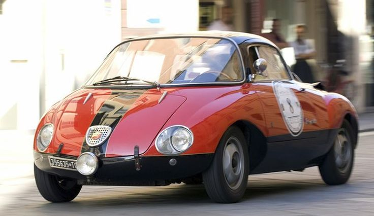 1957 Abarth Tipo750 Goccia Maintenance/restoration of old/vintage vehicles: the material for new cogs/casters/gears/pads could be cast polyamide which I (Cast polyamide) can produce. My contact: tatjana.alic@windowslive.com