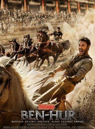 Ben-Hur (2016) Full Telugu Dubbed Movie Online Free