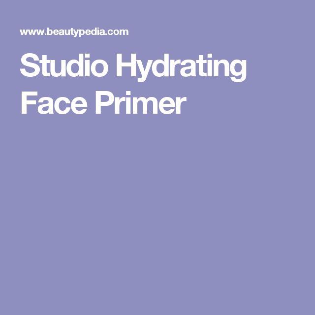 ELF Studio Hydrating Face Primer