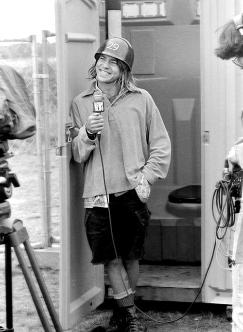 Eddie Vedder---this one makes me smile so much