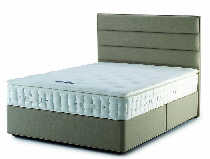 Hypnos Pillow Top Emerald Euro King Size Mattress For 1 139 05