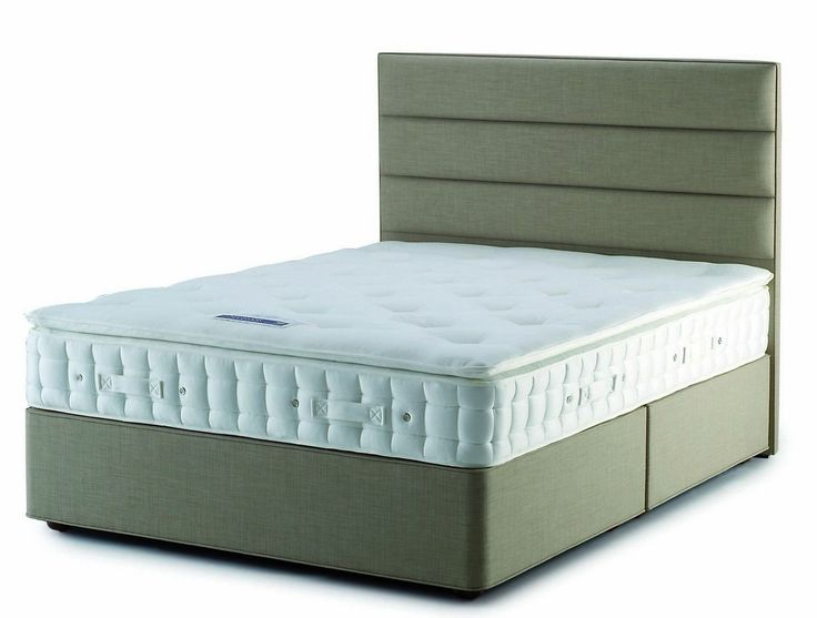 hypnos pillow top emerald super king size mattress for 123210
