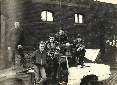 Dublin Punks 1984