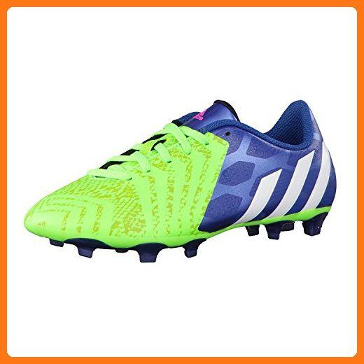 Nemeziz Messi 17.4 FxG, Chaussures de Football Entrainement Homme, Blanc (Footwear White/Legend Ink/Energy Blue), 43 1/3 EUadidas