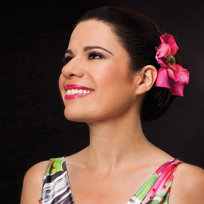 Vocal Arts DC presents: Ana María Martínez, soprano, in Recital 7:30pm Jan 8th at The Kennedy Center (Terrace Theater)